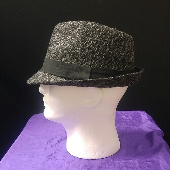 afff14be234 MEN S BRUNO CAPELO STINGY BRIM FEDORA HAT.